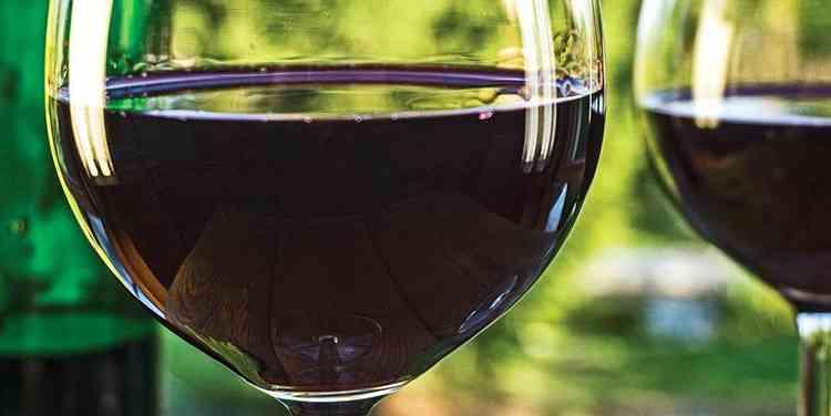 Вино из замороженной смородины