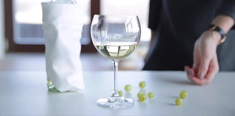 Вино цинандали как правильно подавать напиток