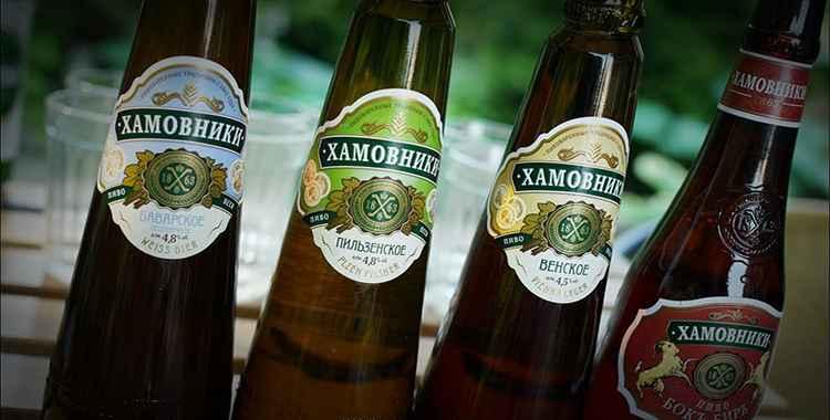 Пиво Хамовники и его особенности