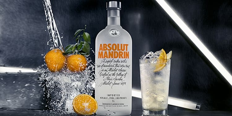 Производитель предлагает попробовать и мандариновую водку,