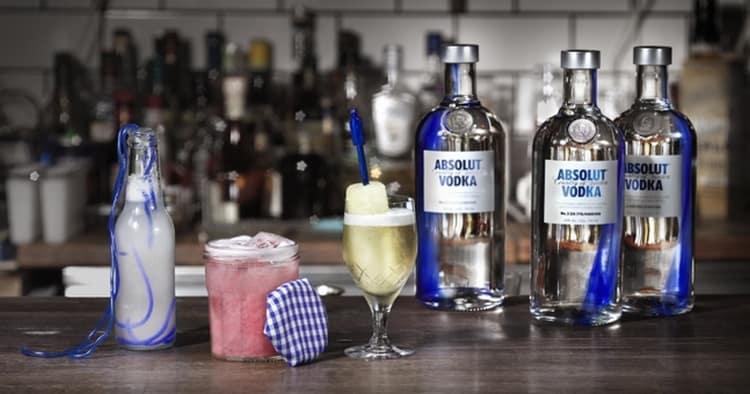Эту водку можно также использовать для приготовления коктейлей.