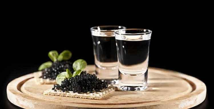 Водка Белуга как правильно подавать напиток