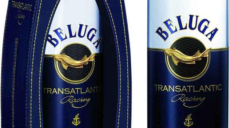 Водка Белуга вид Трансатлантик