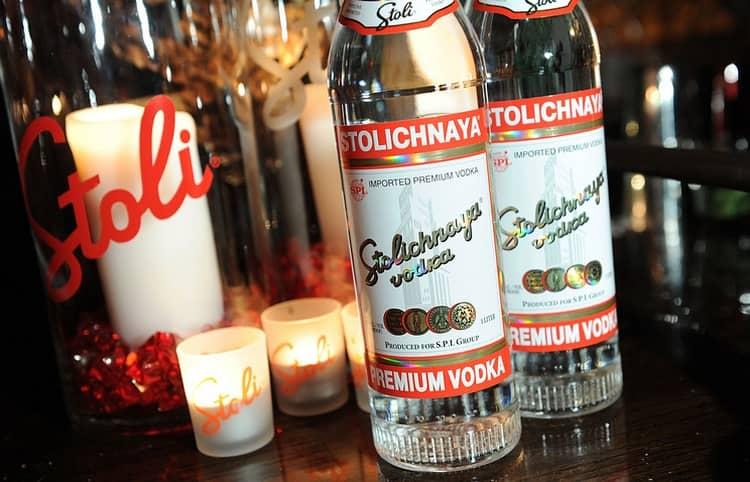 Водка Столичная является невероятно известным во всем мире брендом.