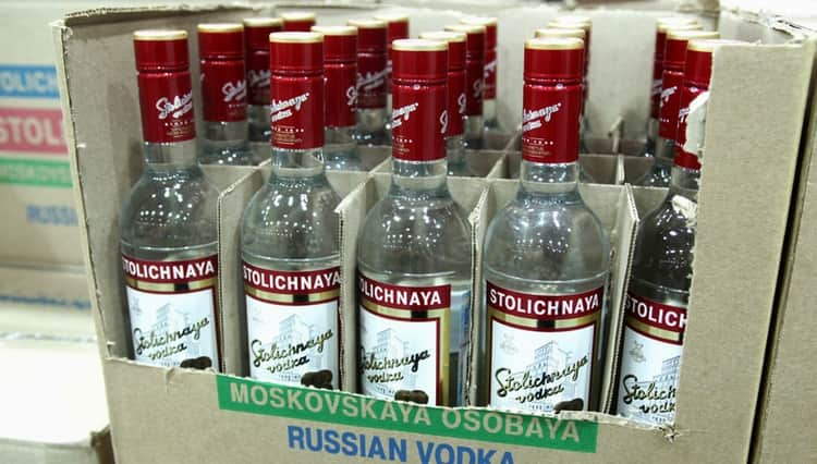 Эта водка является своеобразной классикой в мире крепких алкогольных напитков.