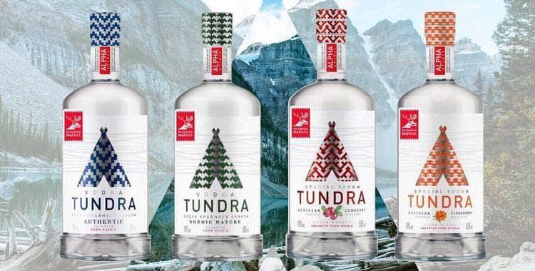 Водка Тундра: отзывы покупателей || Тундра водка фото