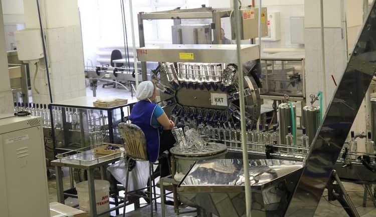 Завод-производитель располагает современным оборудованием.