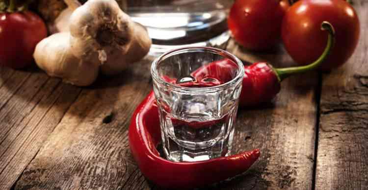 Водка с перцем как правильно пить