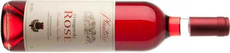 Одна из самых популярных марок вина вранац из Черногории.