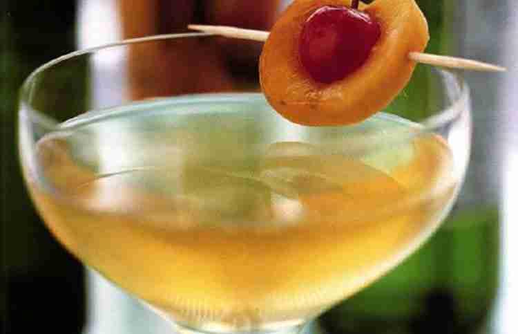 Вино Сотерн коктейль из вина