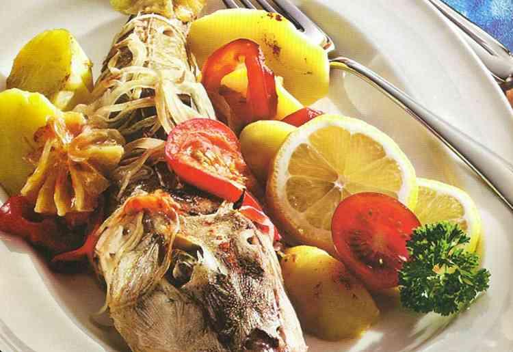 Разновидность закуски из рыбы