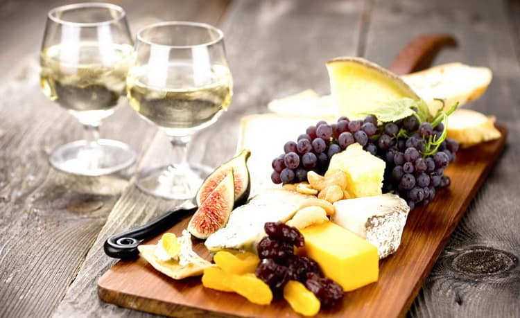 Закуски к винам из Греции