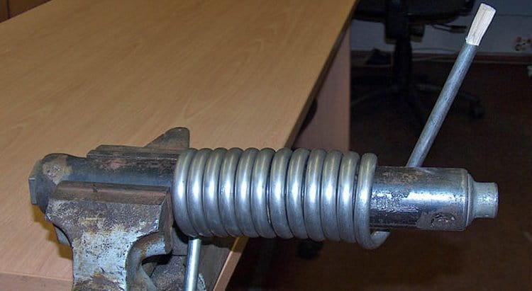 Как змеевик на самогонный аппарат сдел медные самогонные аппараты в москве