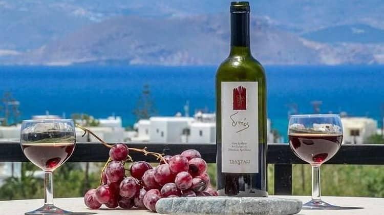 Дегустационные характеристики греческих вин
