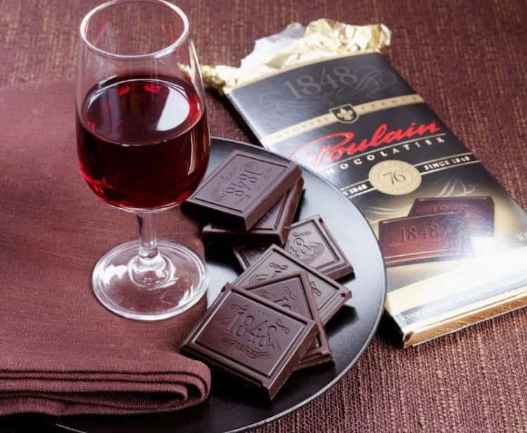 Как подавать десертное вино