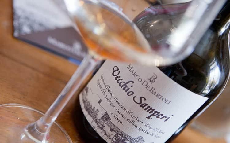 Как подавать марочное десертное вино