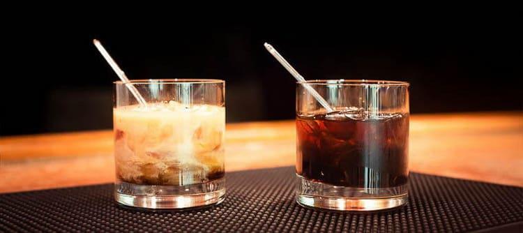 коктейли из водки