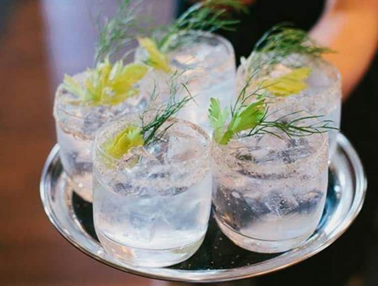 Как подавать gordon gin london dry gin