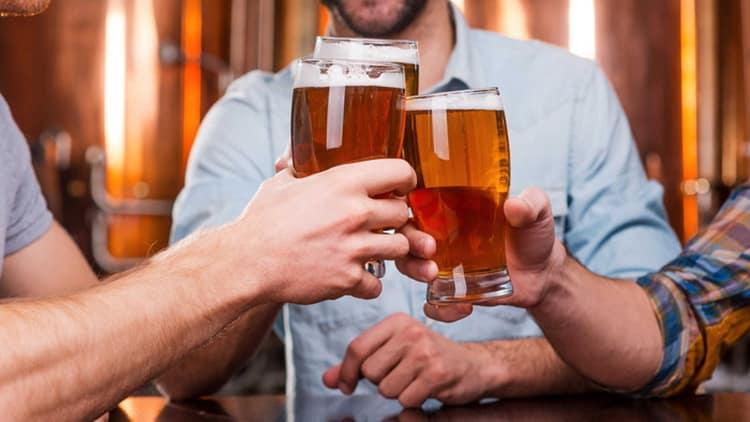 Как правильно подавать голландское пиво