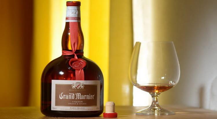 Как правильно подавать ликер Grand Marnier