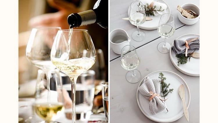 как правильно подавать вино ramino gavi