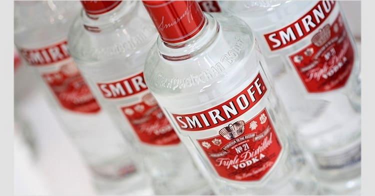 как выбрать оригинальную водку смирнофф и отличить от подделки