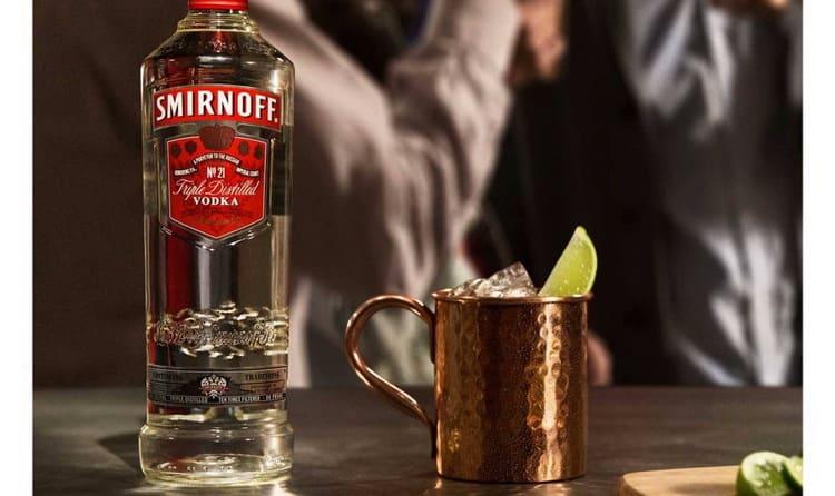 варианты употребления водки smirnoff
