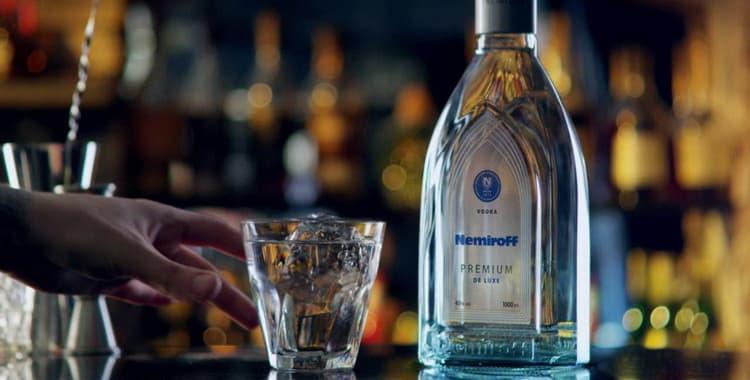 Обзор водки Немиров