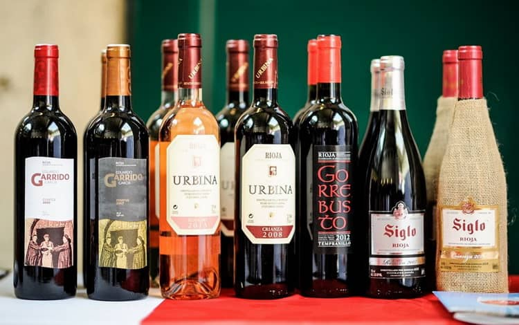 Как выбрать испанское вино риоха