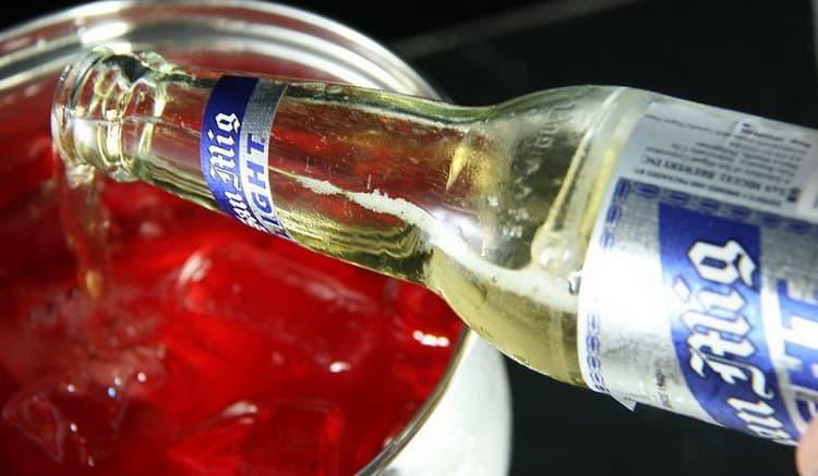 Разводим вино водкой