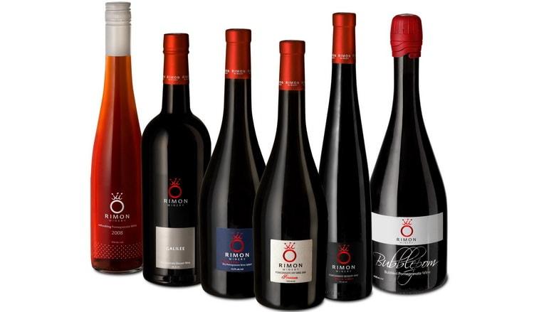 виды вина из граната