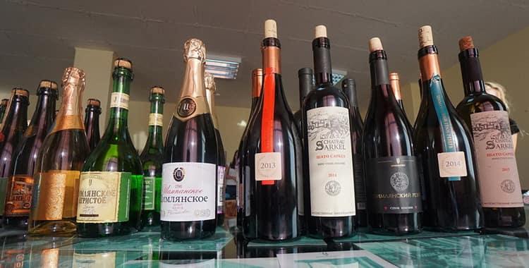 Какие бывают виды цимлянских вин