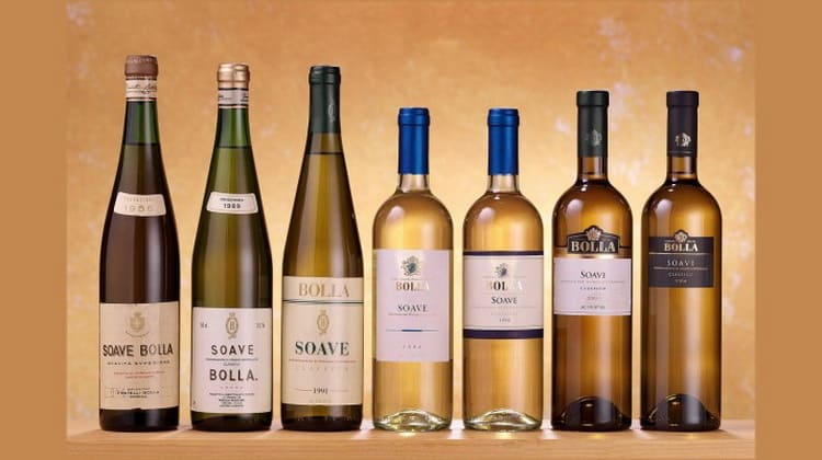 виды вина soave