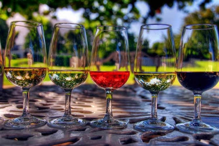 Что такое выдержанное вино