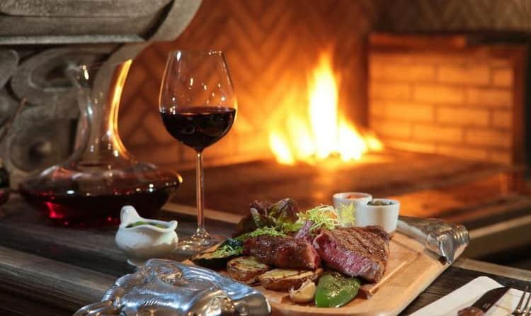 Чем закусывать калифорнийские вина