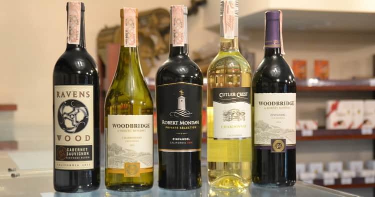 Как развивается виноделие в калифорнии