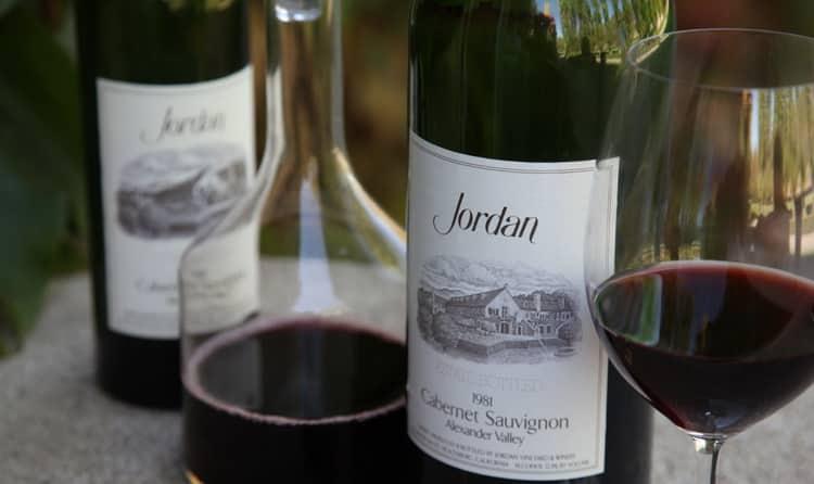 Как подавать вино калифорнии