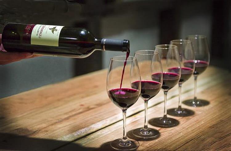 Как подавать вино темпранильо