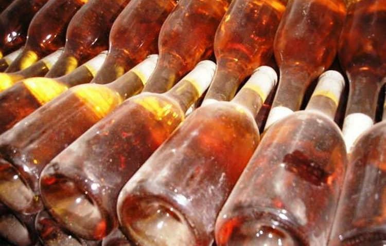 История вина токай венгрия