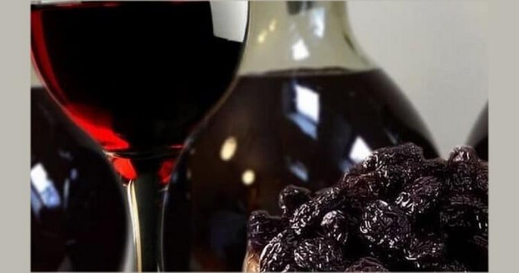 Классический рецепт приготовления вина из чернослива