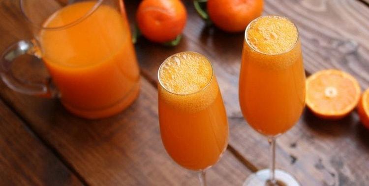 Рецепт приготовления вина из мандаринов в домашних условиях