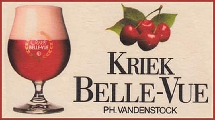 История происхождения вишневого пива