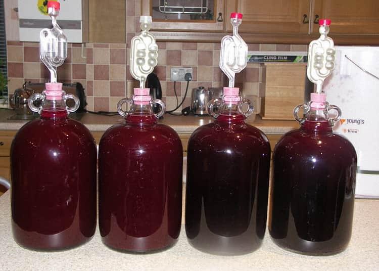 Как приготовить вино из вишни с косточками в домашних условиях по простому рецепту