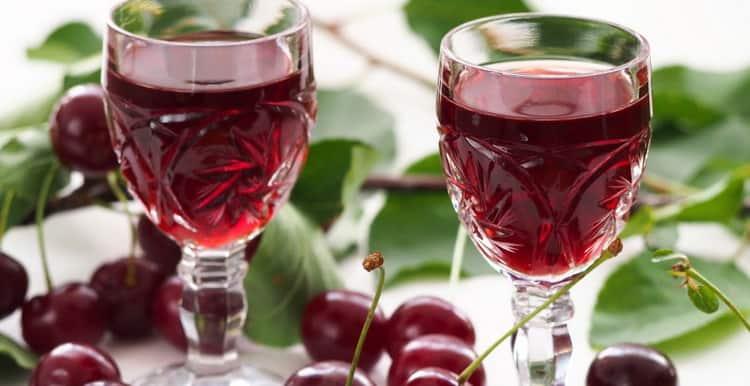 Рецепт приготовления вишневого вина в домашних условиях