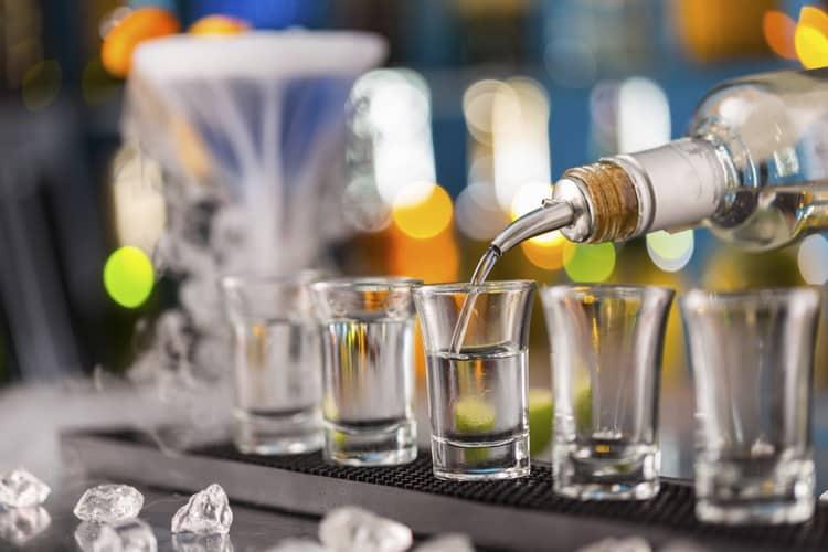 Как подавать водка калашников премиум