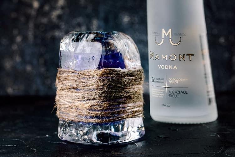 Где производится mamont vodka