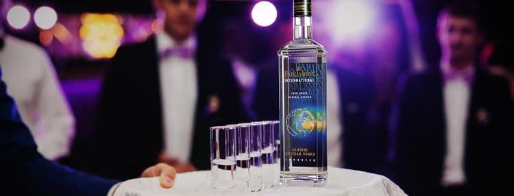 Казахстанская водка парламент: особенности напитка