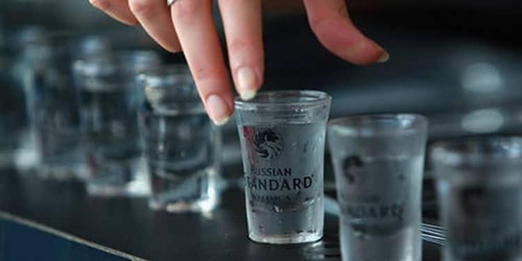 Чем закусывать водку зеро блэк