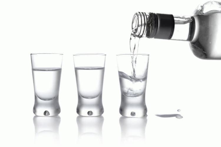 Какая есть водка из спирта альфа
