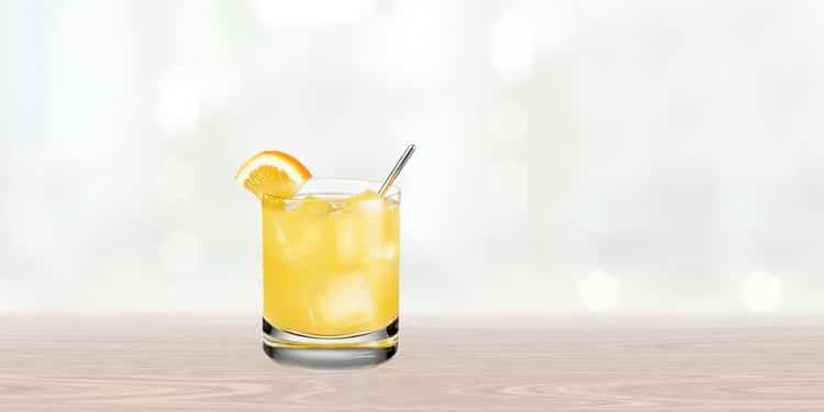 Как готовится водка с соком